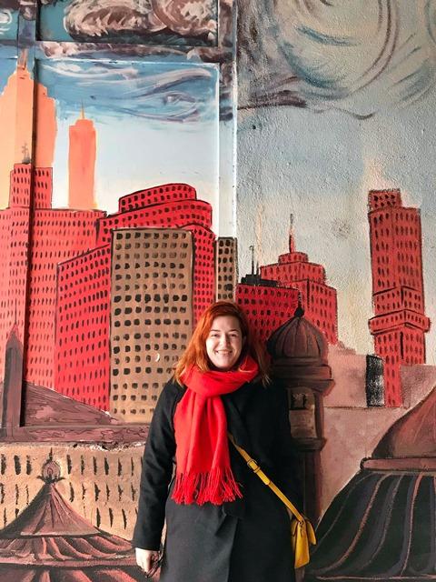 Anitta Pelin, responsabil comunicare Asociația Acasă în Banat