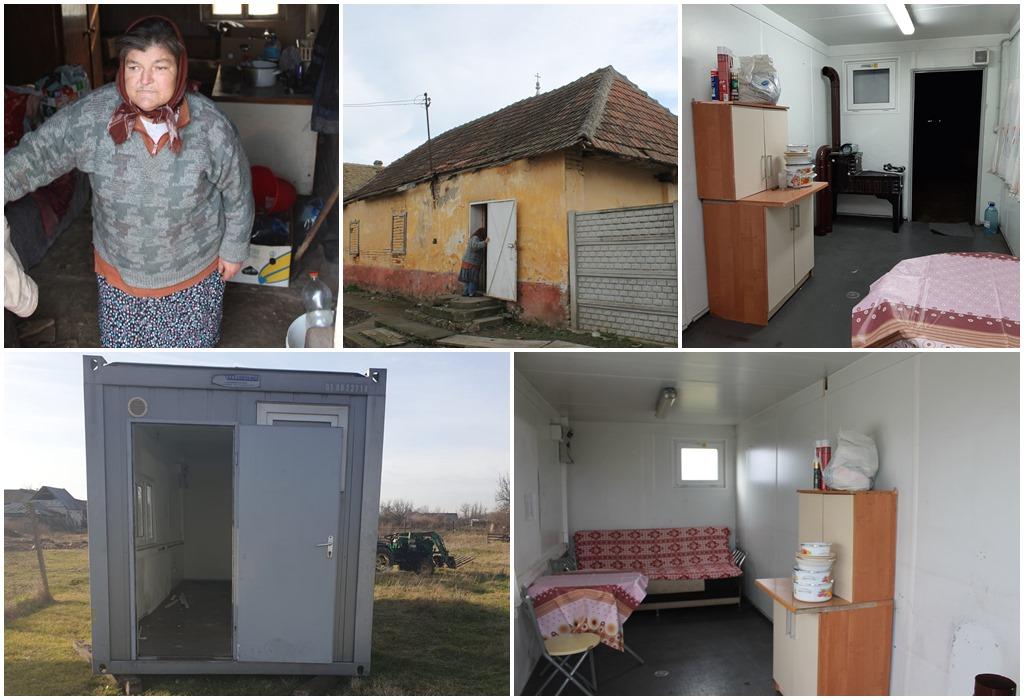 Intervenție în sprijinul lui tanti Nuța din Diniaș