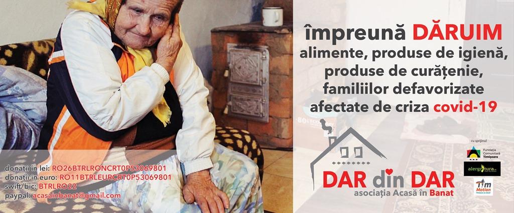 Campania Dar din Dar - Acasa in Banat